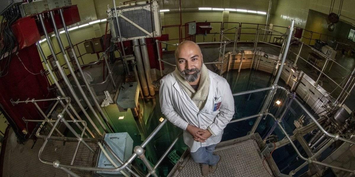"""Jefe del reactor nuclear de La Reina y la serie del momento: """"Chernobyl es buenísima, aunque es prácticamente imposible que ocurra en Chile"""""""