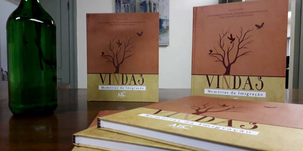 Em 'Vindas', imigrantes do Paraná compartilham suas memórias