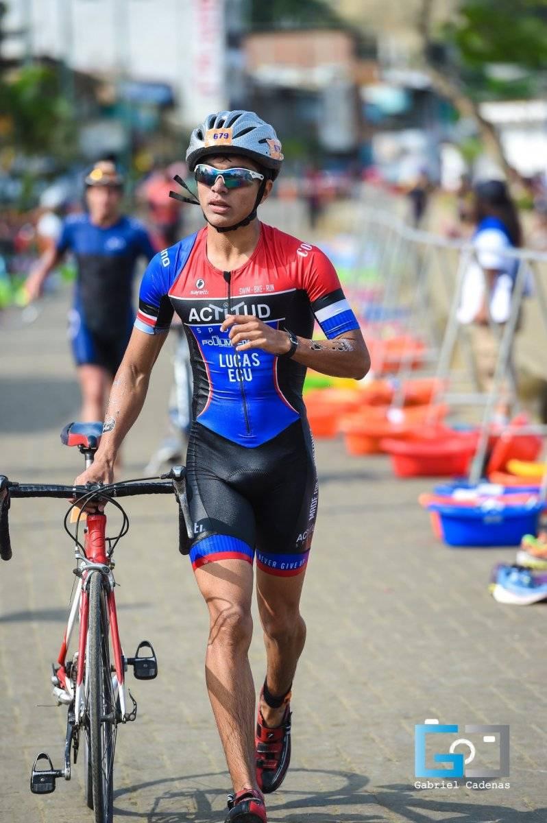 Leonel Lucas rifa su bicicleta para poder asistir al mundial de Suiza Facebook/ Leonel Lucas