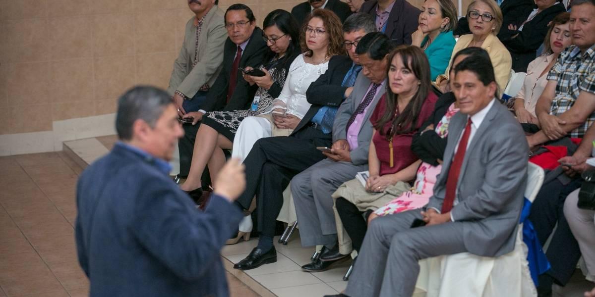 Ministerio de Educación presentó los nuevos módulos pedagógicos para estudiantes