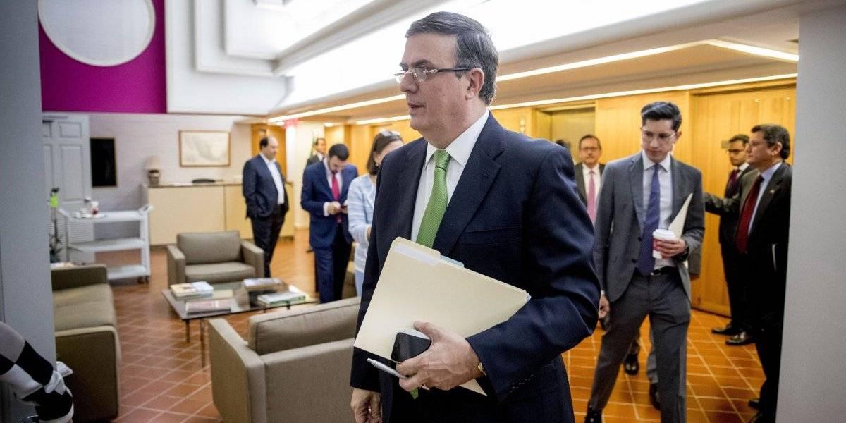 Ellos integran la delegación mexicana en la reunión con EU