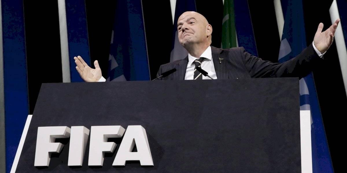 La FIFA contra las cuerdas: fiscalía suiza inicia proceso penal contra su presidente Gianni Infantino