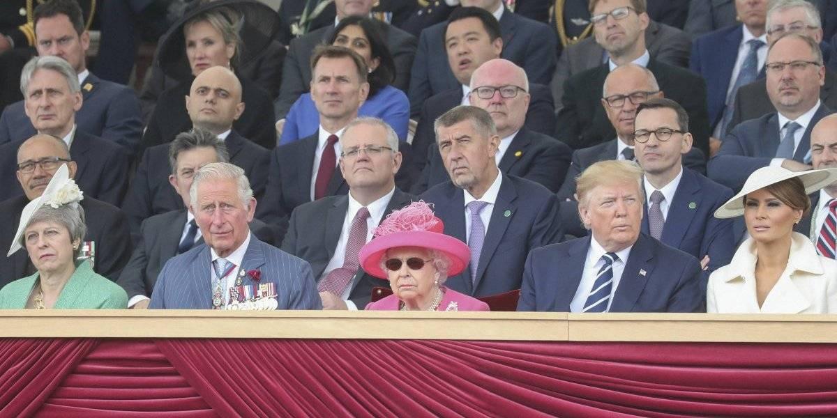 """La reina Isabel recordó como vivió el """"Día D"""" con 18 años"""