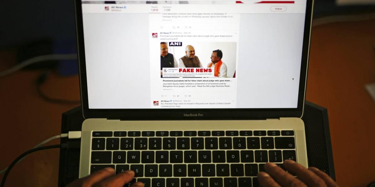50% de los adultos estadounidenses consideran como un gran problema las noticias falsas