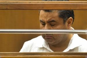 Naasón Joaquín García en prisión