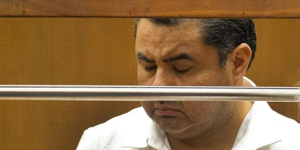 Acusan de nuevo a Naasón Joaquín García por delitos sexuales en California