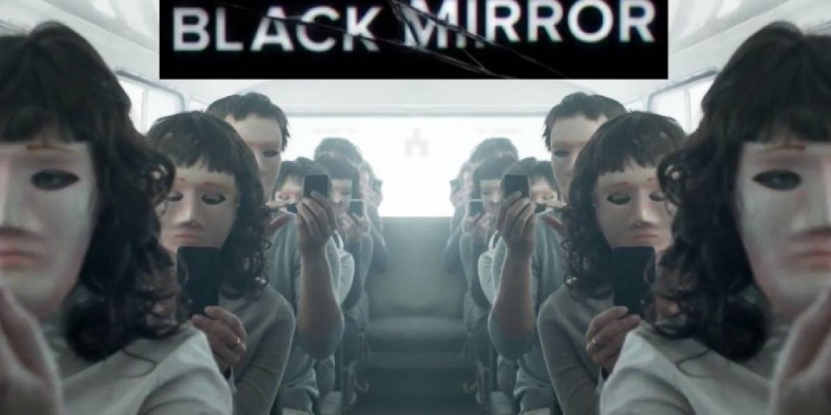 "Ya está disponible en Netflix la quinta temporada de ""Black Mirror"""