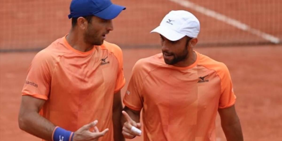 ¡Por el paso a la final en Roland Garros! Cabal y Farah enfrentan a Martin y Chardy