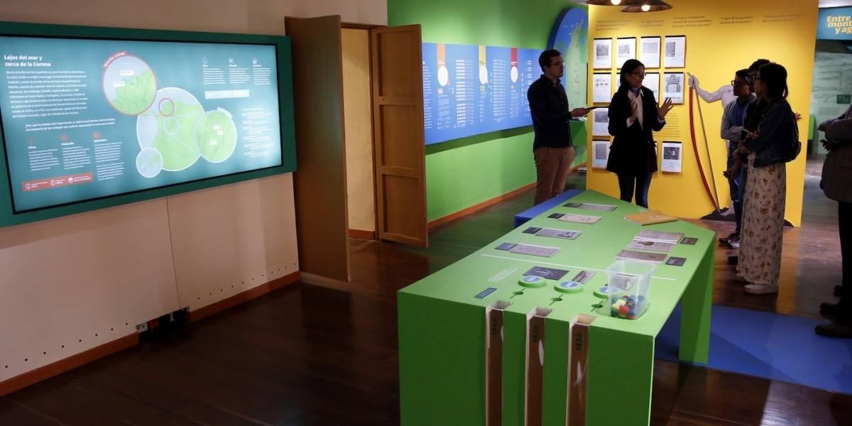 El Museo de Bogotá celebra 50 años con la reapertura de su sede principal