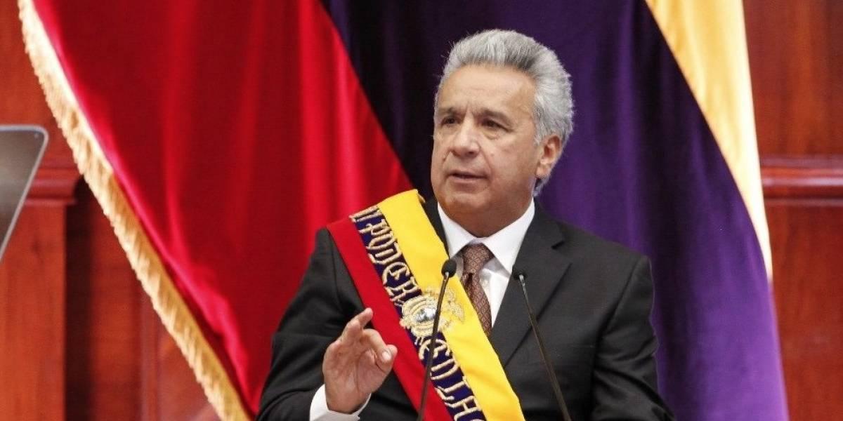 Arroz Verde: Lenín Moreno se pronunció sobre publicación de supuesto financiamiento a su campaña electoral