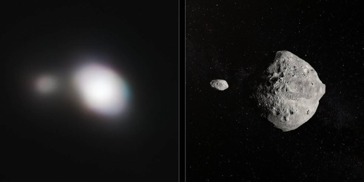 Observatório espacial registra raro asteroide passando próximo à Terra em alta velocidade