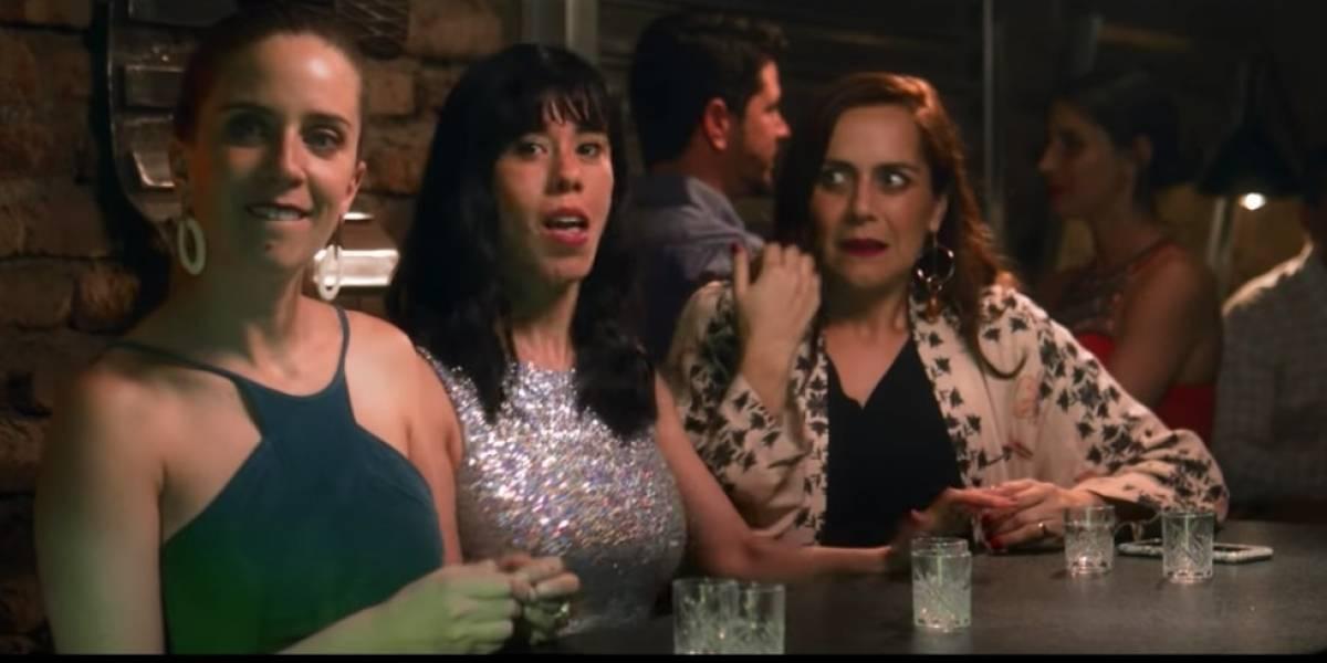 """""""Mujeres arriba"""": la nueva comedia protagonizada por Natalia Valdebenito, Alison Mandel y Loretto Bernal"""