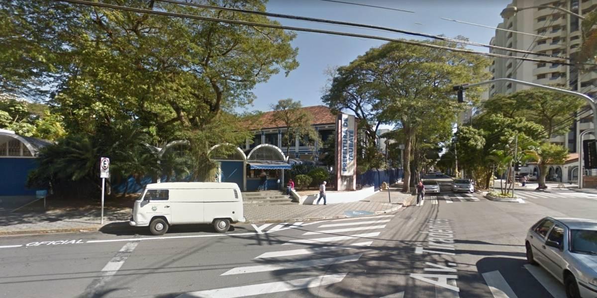 Explosão na sede da Prefeitura de Taubaté deixa dois feridos