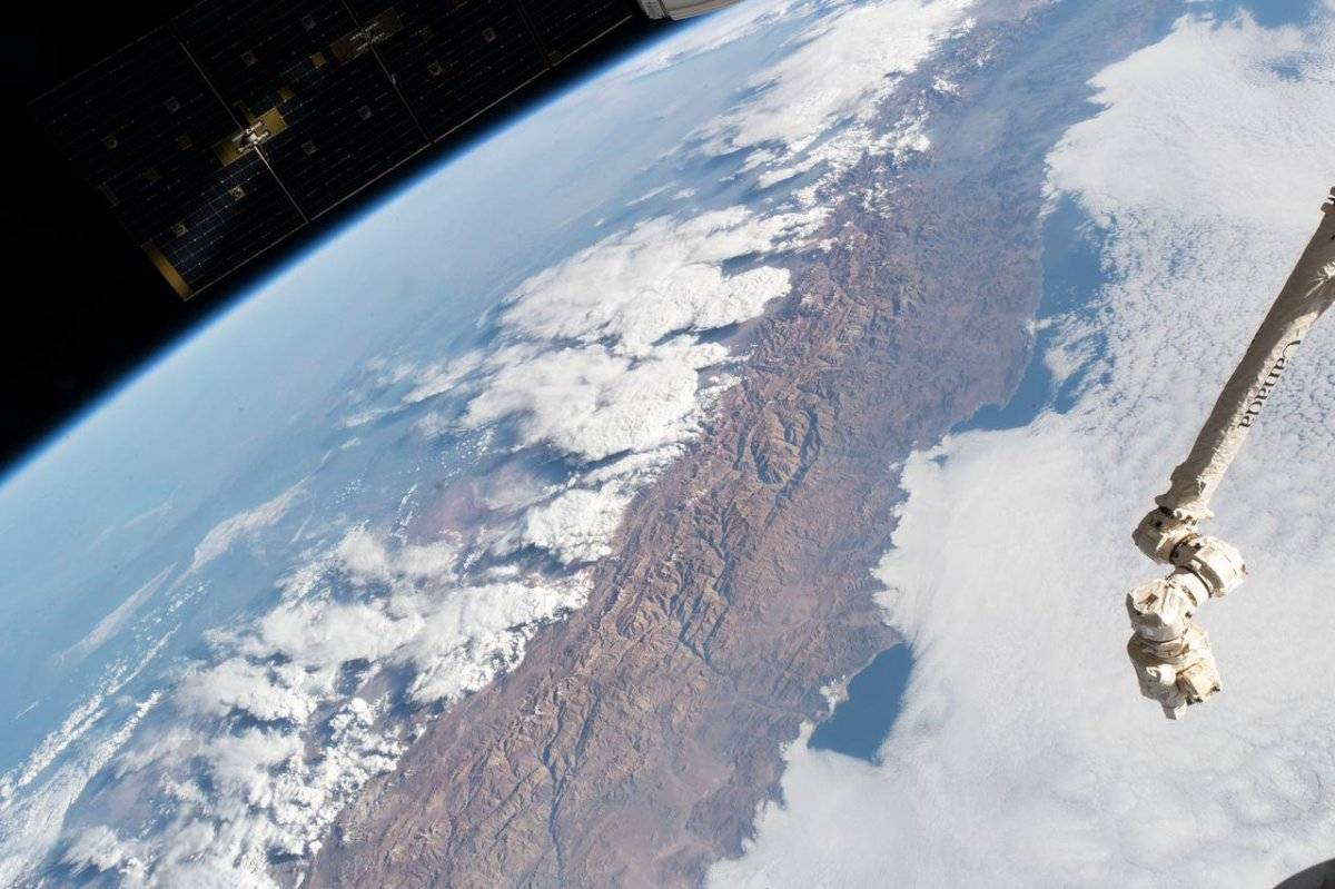 Chile espacio