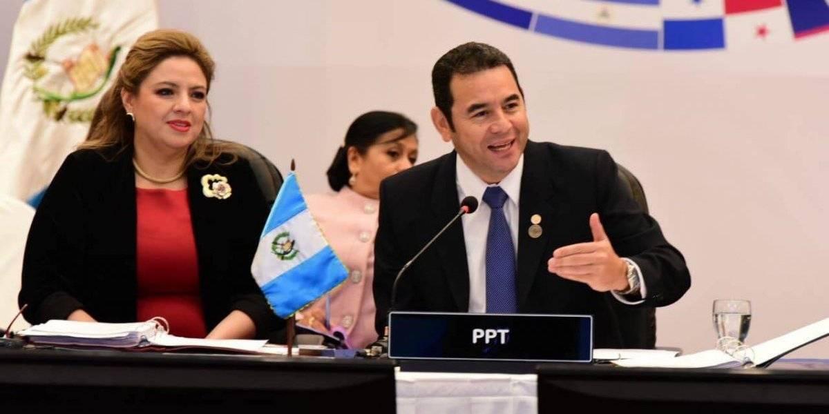 Presidente Morales resalta plan para atender la migración