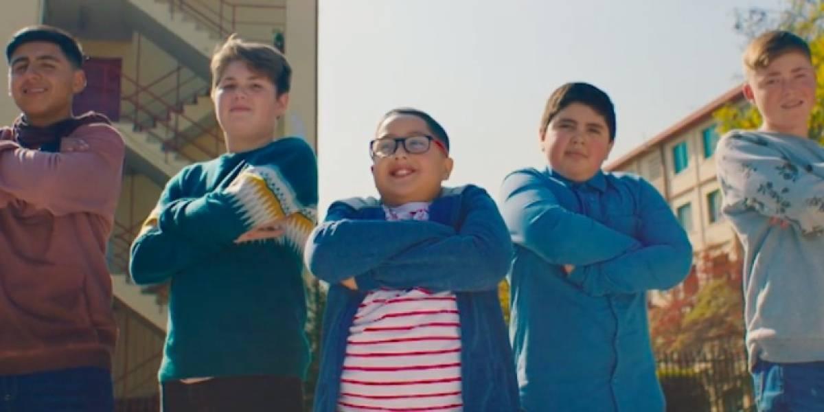 Ministerio de Salud reunió a los niños meme de Chile en campaña contra la influenza