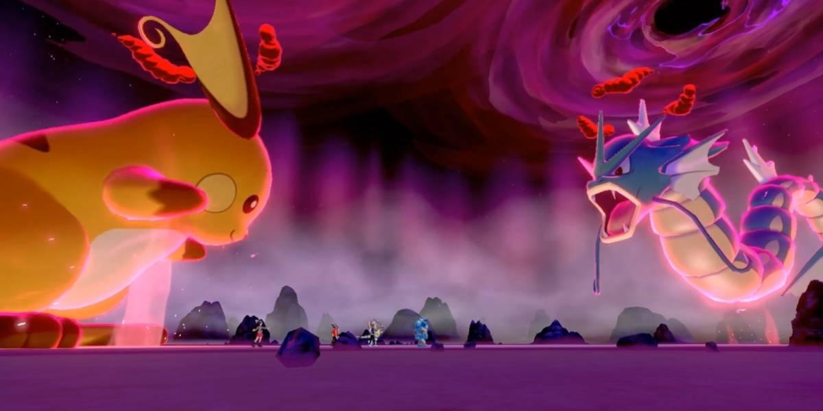 Pokemóns gigantes, câmera livre e mais: as novidades de Pokemón Sword & Shield