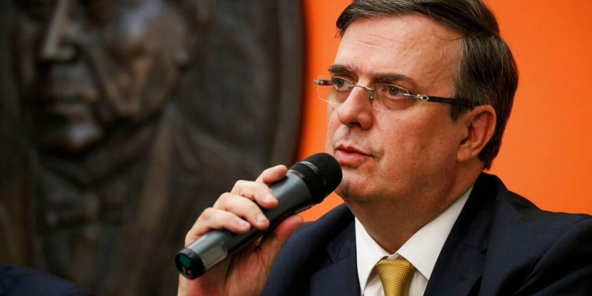 Sin acuerdo sobre aranceles entre México y EU: Ebrard