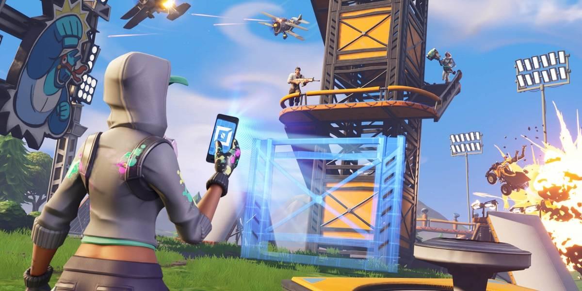 Nova atualização será liberada para o game Fortnite nesta quinta-feira