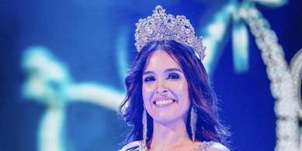 "Fátima Rodríguez, ""Miss RD Santiago 2019"""