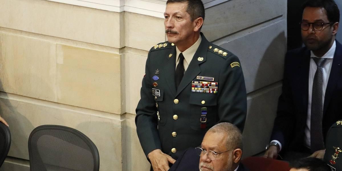 Aprueban ascenso del general Nicacio Martínez
