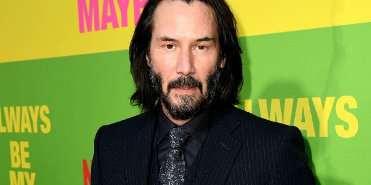 Keanu Reeves, actor de John Wick, podría sumarse al Universo de Marvel