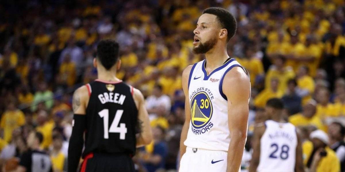 NBA: Toronto Raptors derrota a Golden State Warriors y recupera la ventaja de localía