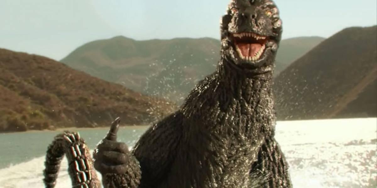 ¿Alguna vez te has preguntado si Godzilla es macho o es hembra?