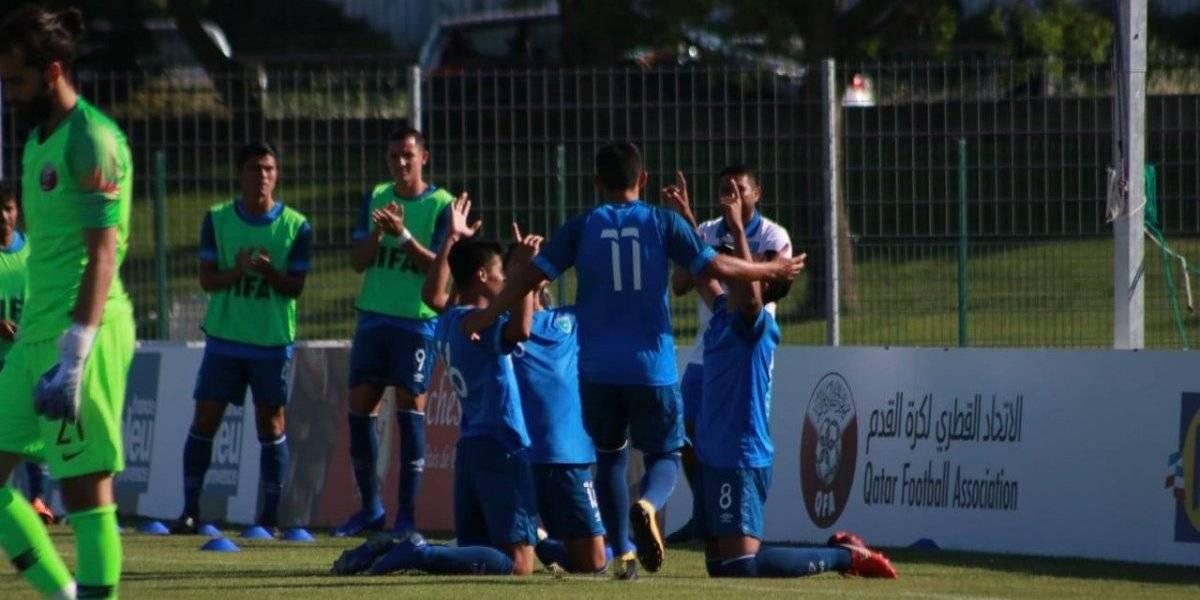 VIDEO. Así fueron los goles históricos de Guatemala ante Catar