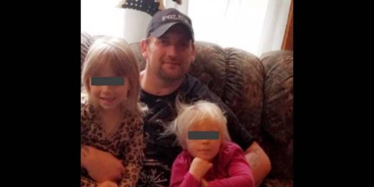 Dio su vida por la de su hija: papá murió salvando a su pequeña de 5 años que era atacada salvajemente por un perro