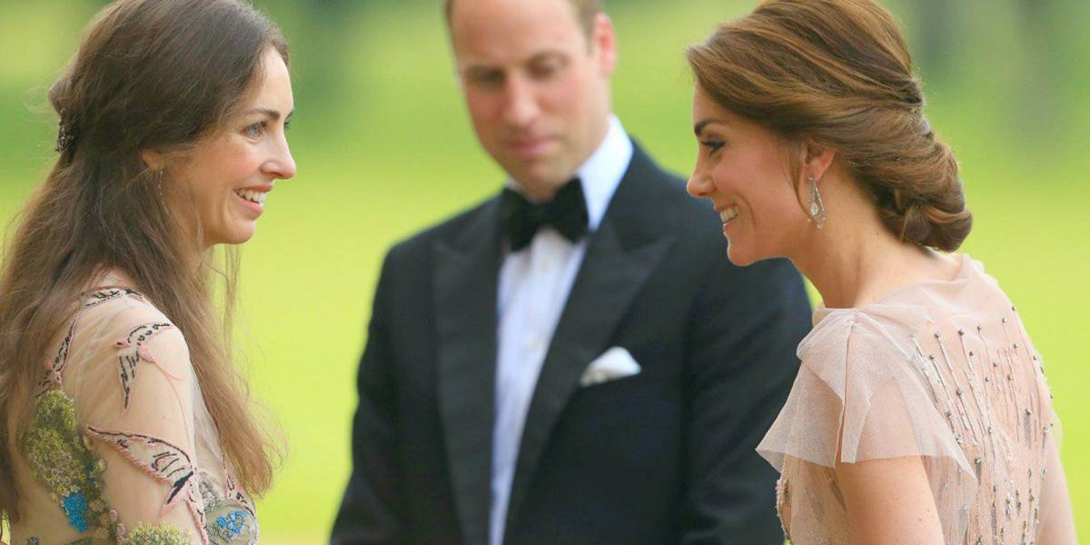 Así fue el operativo que la realeza implementó para separar a Kate Middleton de la supuesta amante del príncipe William