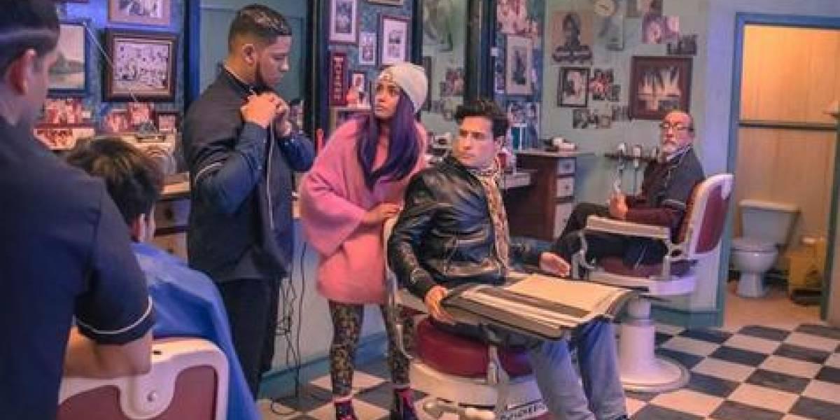 Película 'La Barbería', con la encrucijada de qué tiene más valor: un edificio o la familia