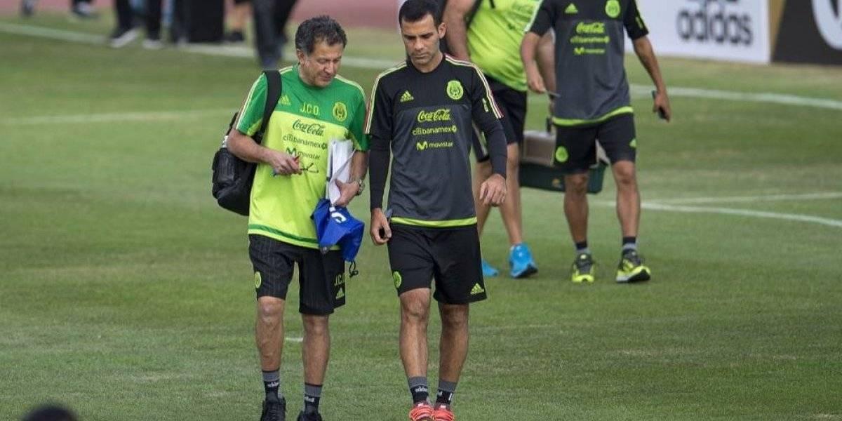Márquez revela que jugadores acabaron con rotaciones de Osorio