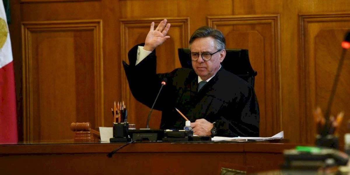 Senado aprueba renuncia de Eduardo Medina Mora a la SCJN