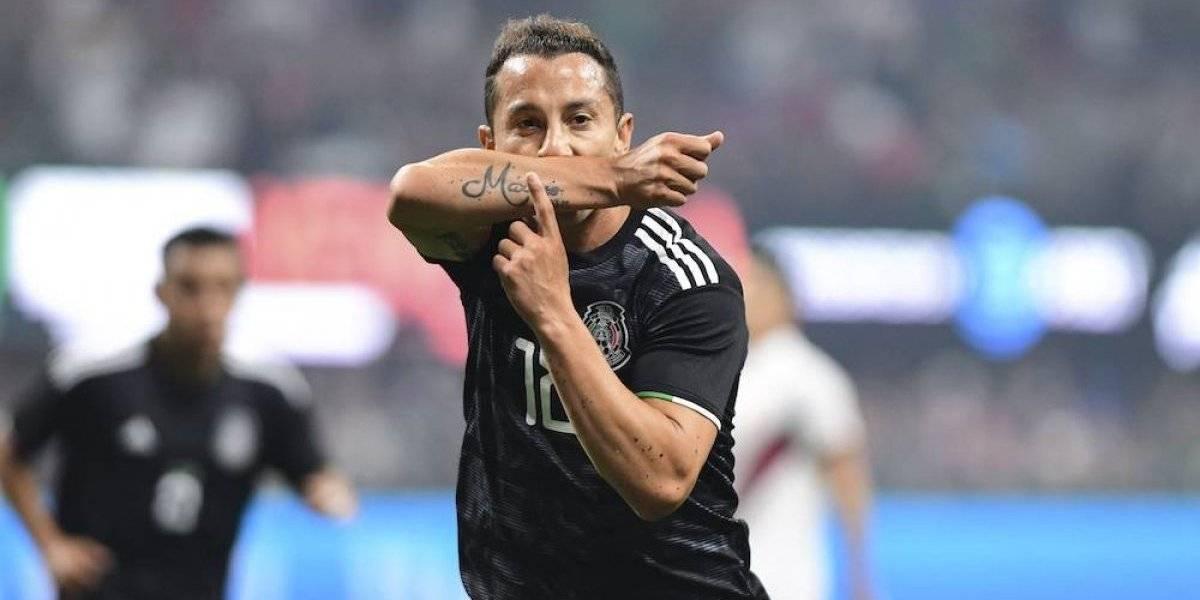 México supera primera prueba previa a Copa Oro