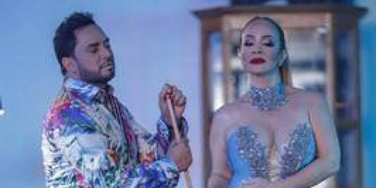 Miriam Cruz estrena disco con Manny Manuel