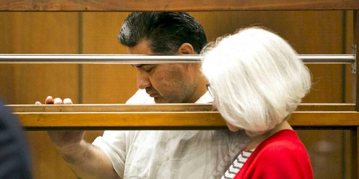Naasón Joaquín García se declara no culpable de 20 delitos sexuales