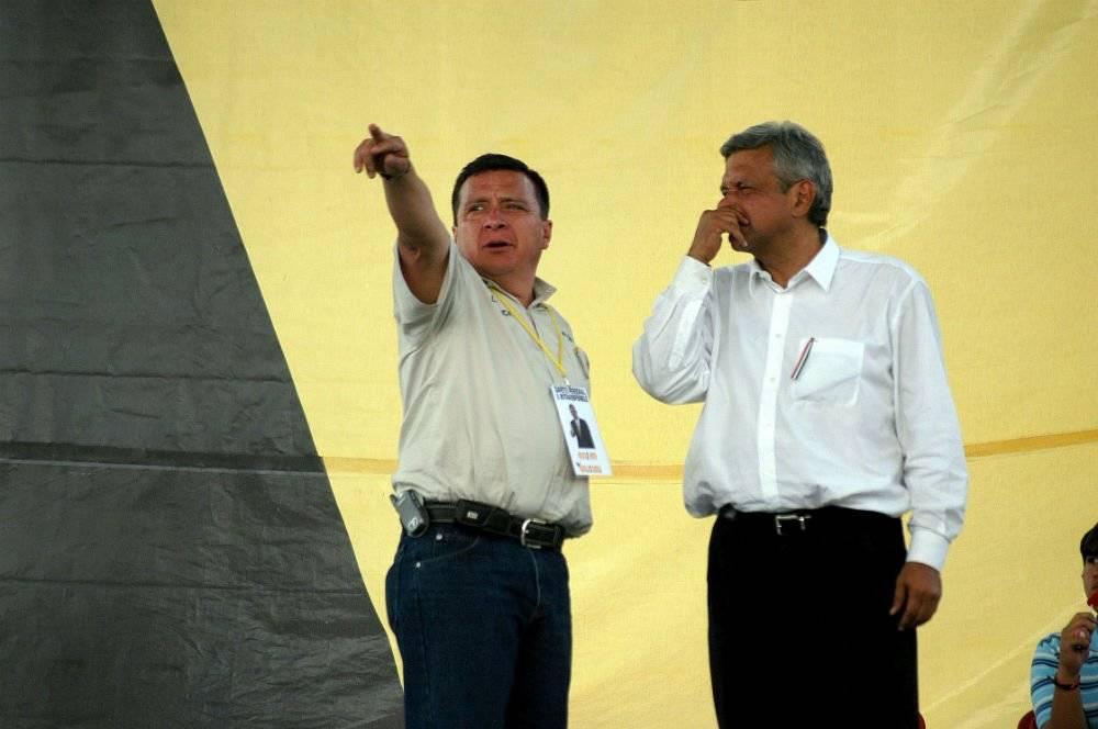 Julio de 2006 en la Ciudad de México Foto: Cuartoscuro