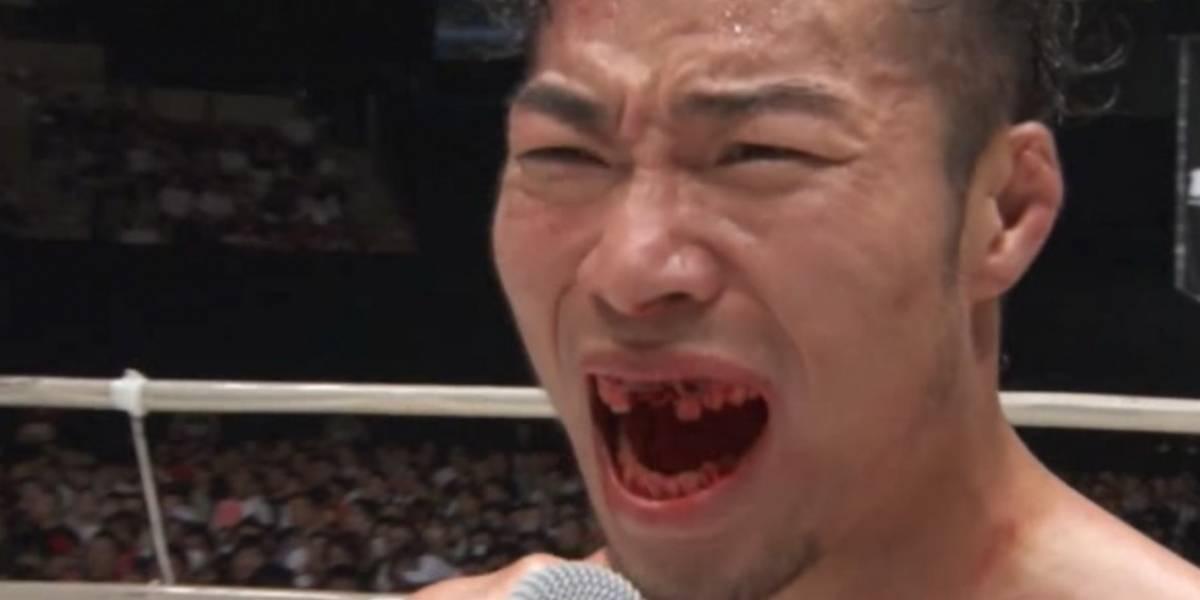 VIDEO: Peleador de MMA pierde tres dientes tras un codazo