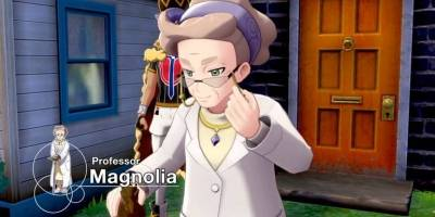 professora magnolia pokemon