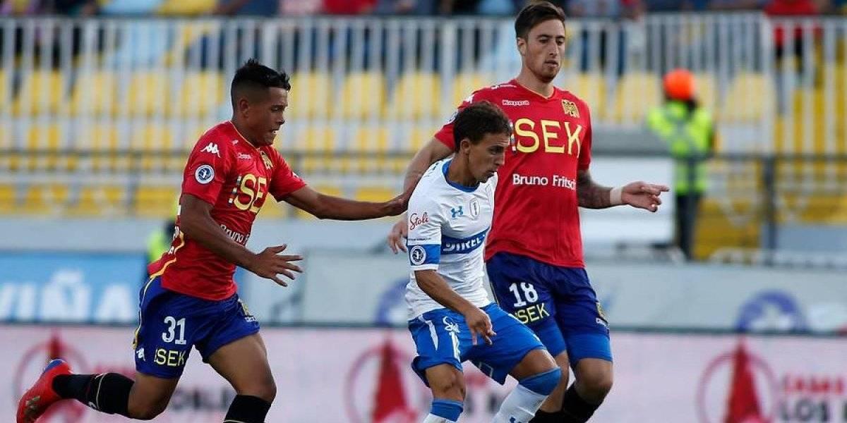 ANFP programa duelos UC-Unión Española y Everton-Cobresal en medio de Copa Chile