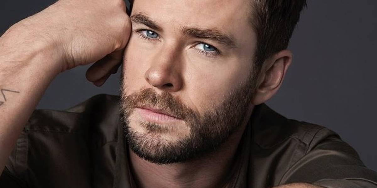 Las nuevas fotografías de Chris Hemsworth en la playa demuestran que es el hombre perfecto
