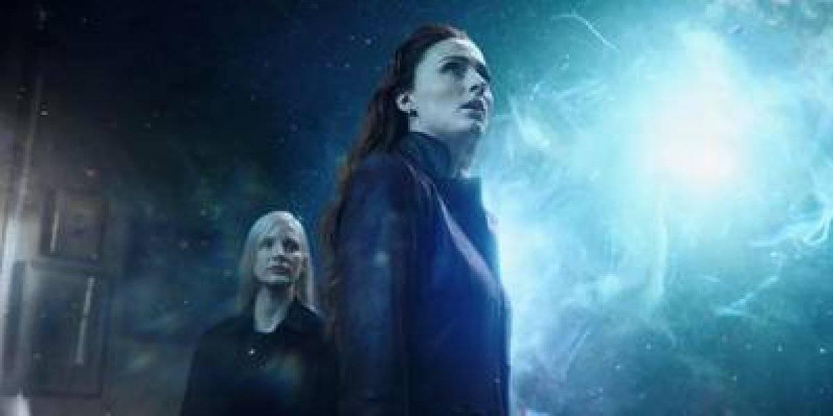 Sophie Turner y Jessica Chastain: Mentora y aprendiz en X-Men
