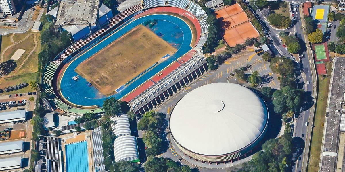 Leilão de complexo esportivo do Ibirapuera deve acontecer em abril