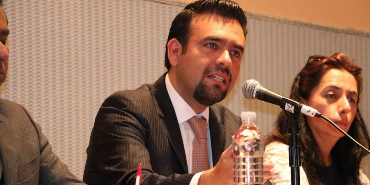 Joaquín García aún es líder de la iglesia: Salim García