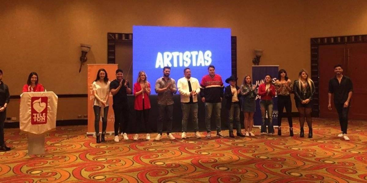 Teletón Guatemala se prepara para su 33 edición y presenta su himno oficial