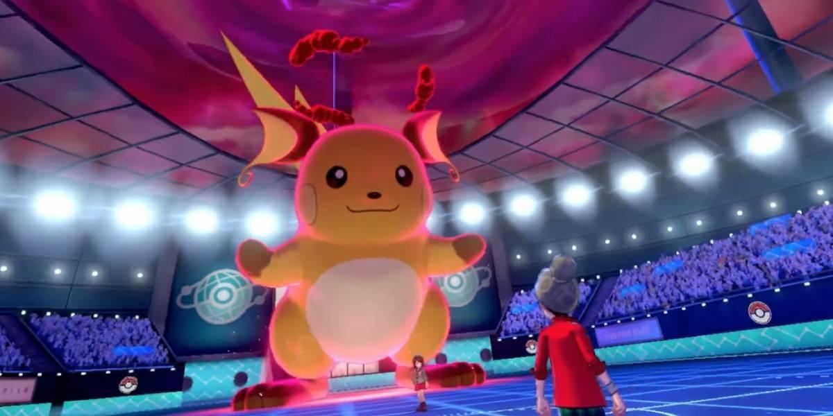 Pokémon gigantes y peleas en equipo es lo que nos espera en Pokémon Sword y Shield
