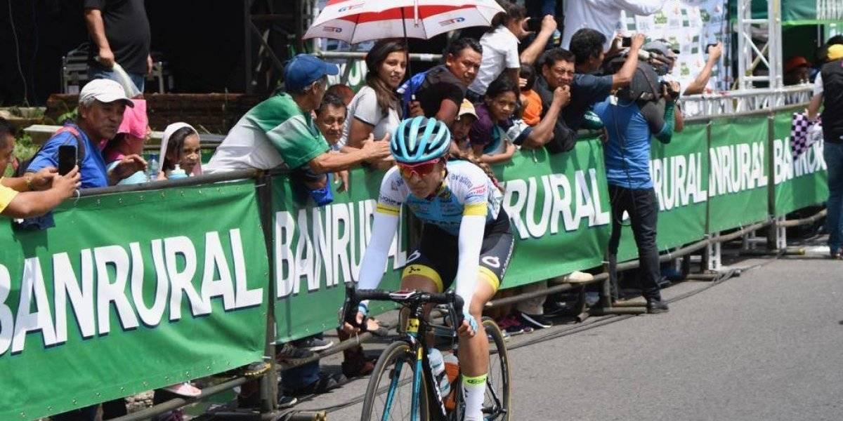 Cuba se lleva la primera etapa de la Vuelta Ciclística Femenina