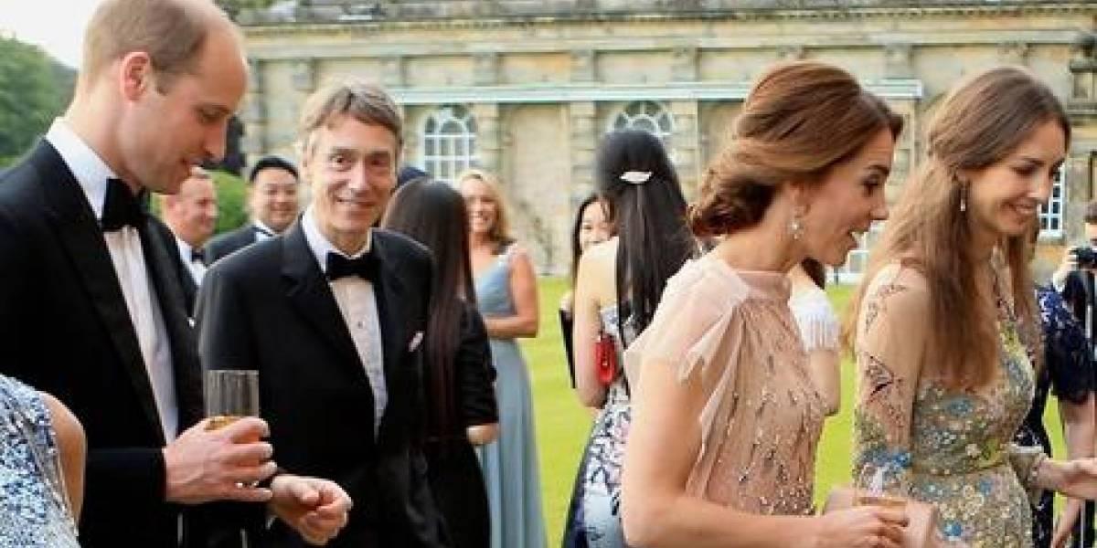Realeza hizo operativo para separar a Kate Middleton de supuesta amante de William