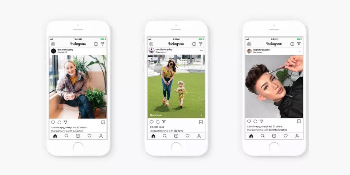 No eres sólo tú: Instagram se llenó de anuncios de influencers que nadie pidió